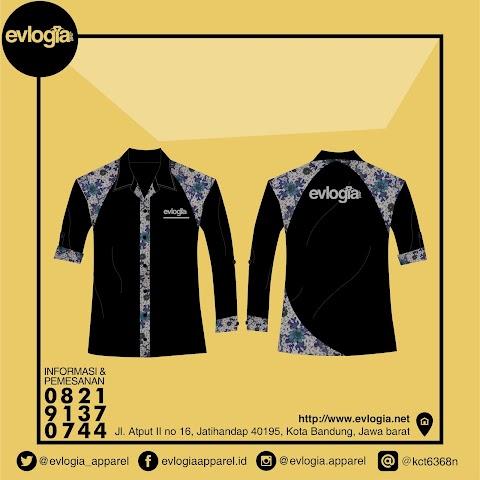 Bikin Kemeja Kampus Berkualitas Bandung - Style Kameja motif Batik