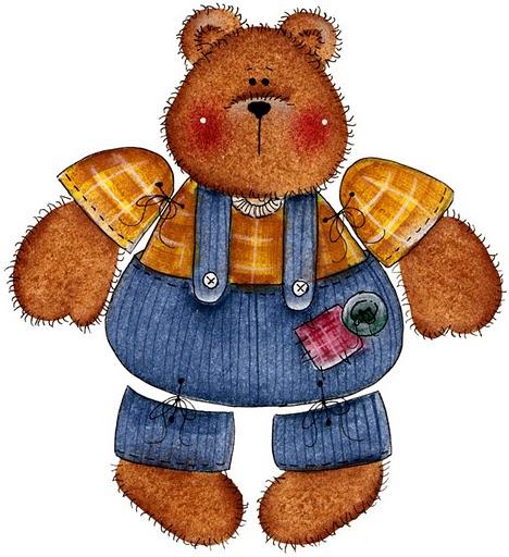 teddy bear clip art pinterest - photo #30