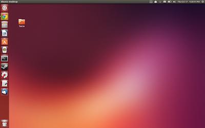 Gambar Desktop Ubuntu