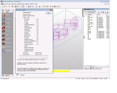 TOP CAD-CAM: Delcam FeatureCam 2013