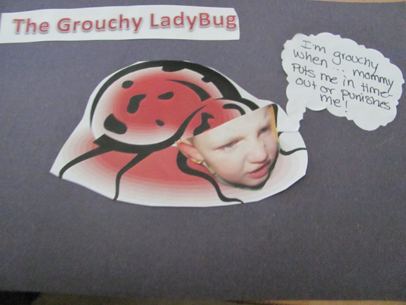 Life In The Unknown Grouchy Ladybugs