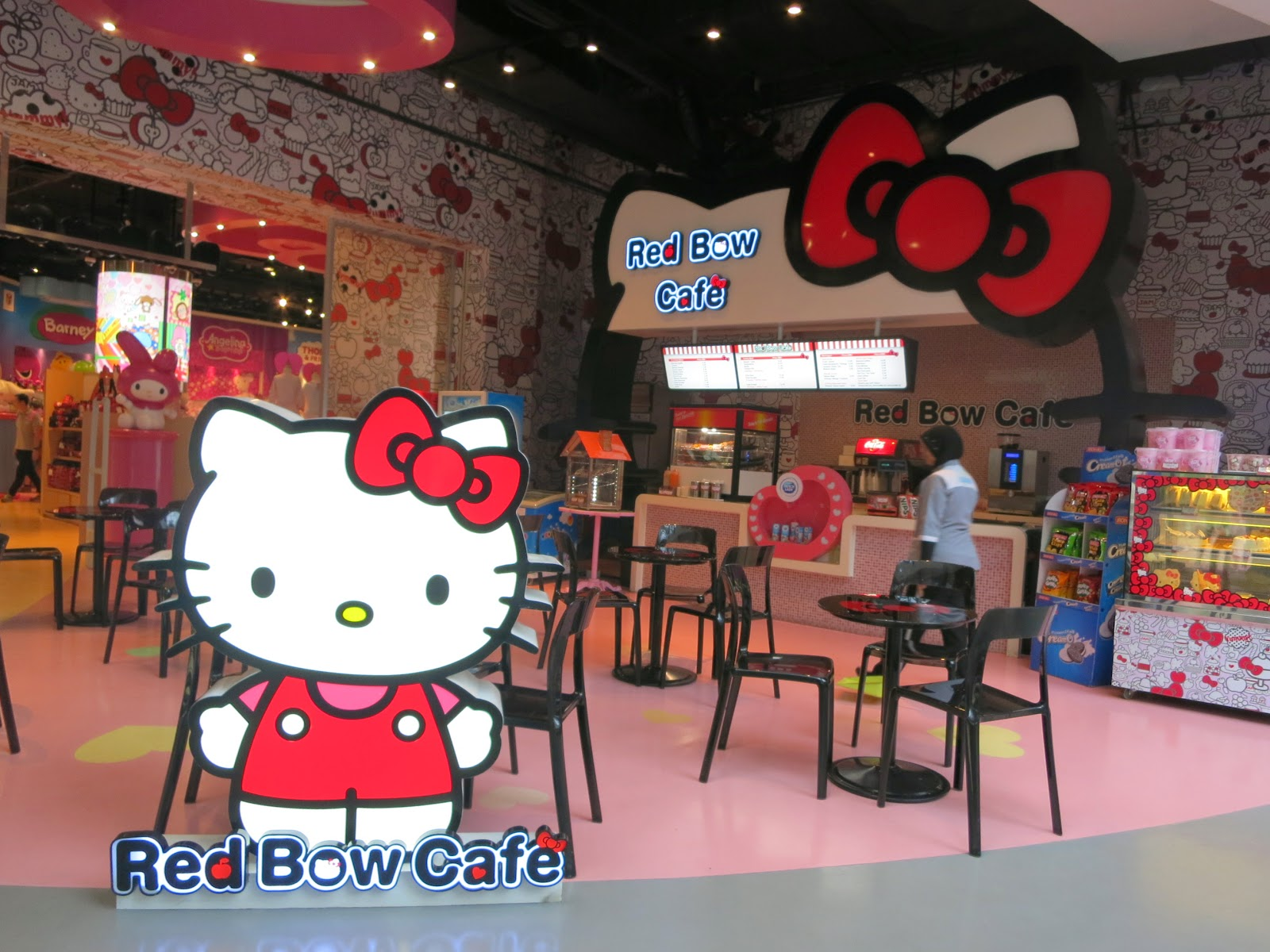 Splash Of Yellow What To See At The Sanrio Hello Kitty Town In Malaysia