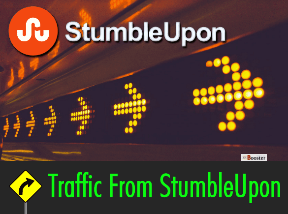 Use StumbleUpon To Build Website Traffic