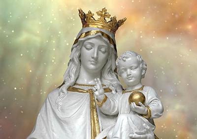 Doa kepada Santa Perawan Maria dan Doa dalam Derita