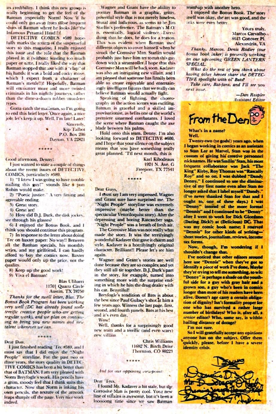 Detective Comics (1937) 592 Page 24