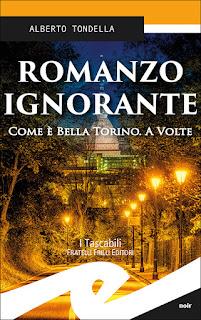 copertina romanzo ignorante di Alberto Tondella