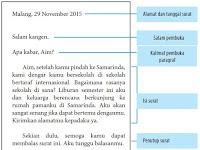 Menelaah Surat Pribadi dan Surat Dinas, (Telaah Kesalahan Bahasa, Ejaan, Struktur)