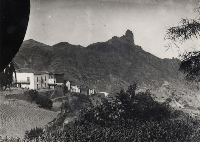 Imagen nº601, propiedad de LA FEDAC/CABILDO DE GRAN CANARIA. Fotografía realizada entre los años 1925-1930 por Teodoro Maish.