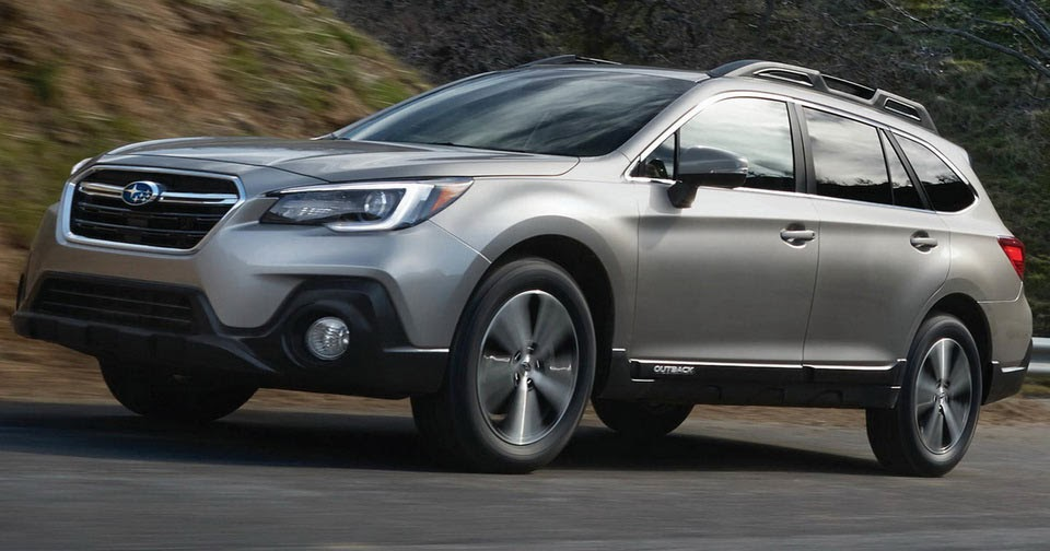 2018 Subaru Outback Arrives In Ny With Better Quality