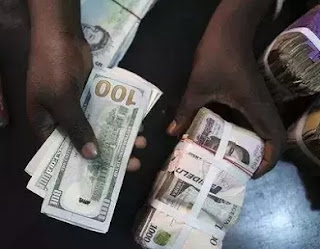 dollar and naira