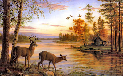 Download Nature Art HD Wallpaper