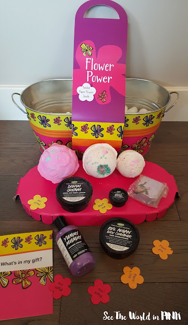 lush mother's day flower power