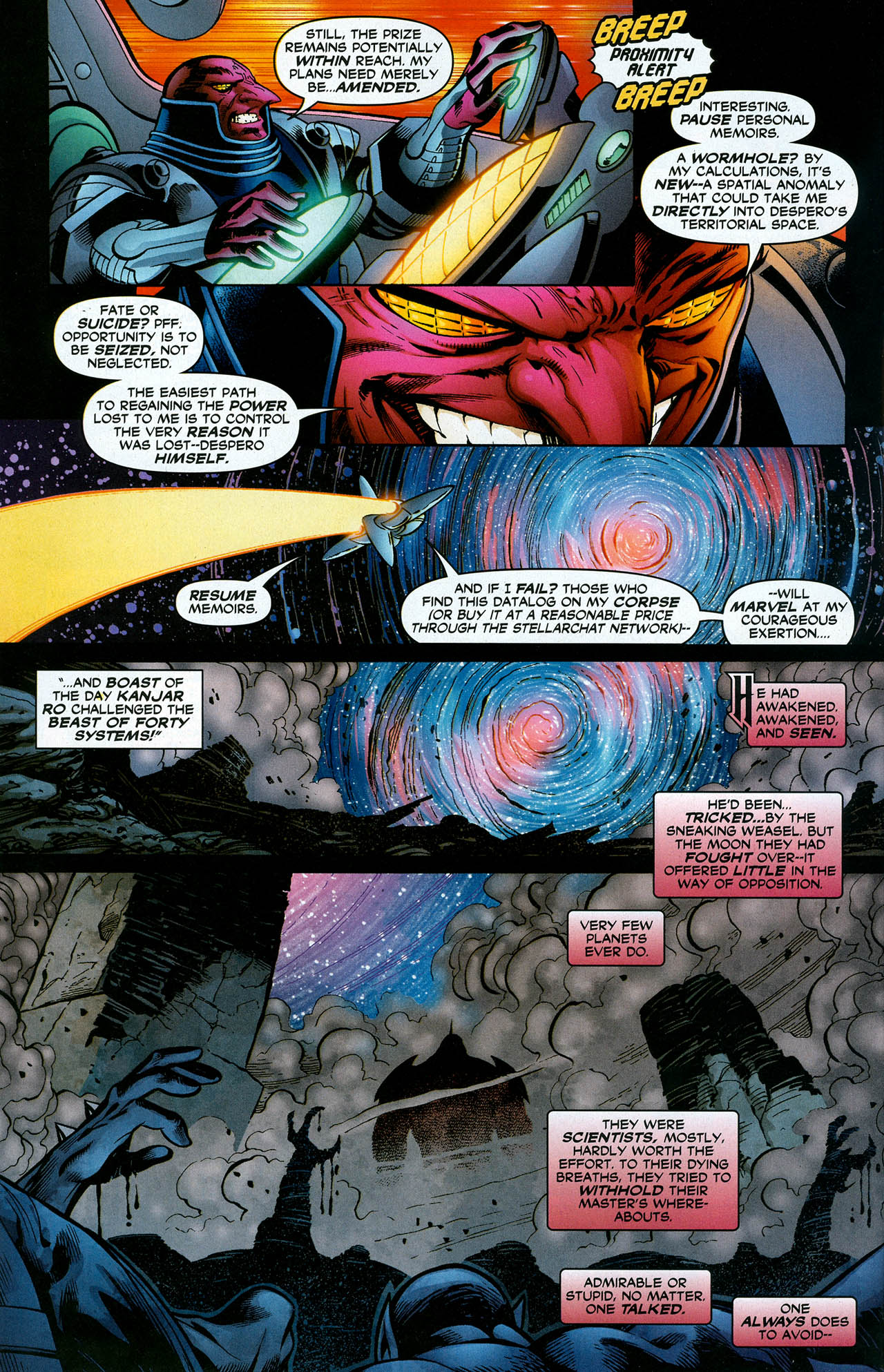 Read online Trinity (2008) comic -  Issue #23 - 23