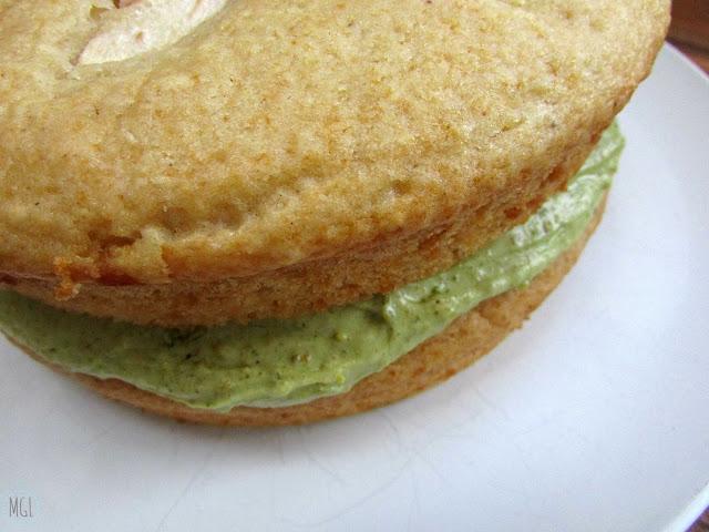 My General Life - Pear & Pistachio Cake Vegan