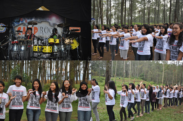 OUTBOUND CAMPING DI LEMBANG | Untuk Paket Anak Sekolah