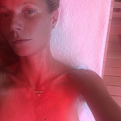 Gwyneth Paltrow has proposed to treat the flu in an infrared sauna
