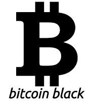 Bitcoin Black Logo