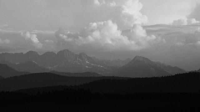 Tatry. Panorama. Krajobraz. fot. Łukasz Cyrus