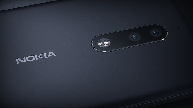 Nokia 8 poster surfaces online, to feature iris scanner