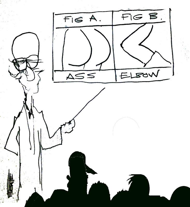 Ass From Elbow 111