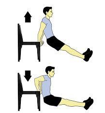 Push up kursi