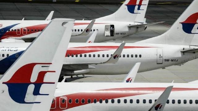 Sayap MH370 Ditemukan di Tanzania