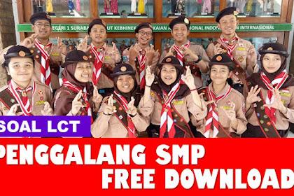 Download Soal LCT untuk Penggalang SMP