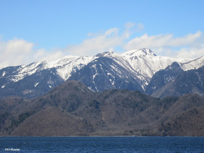 Lake Chuzenji, Japan