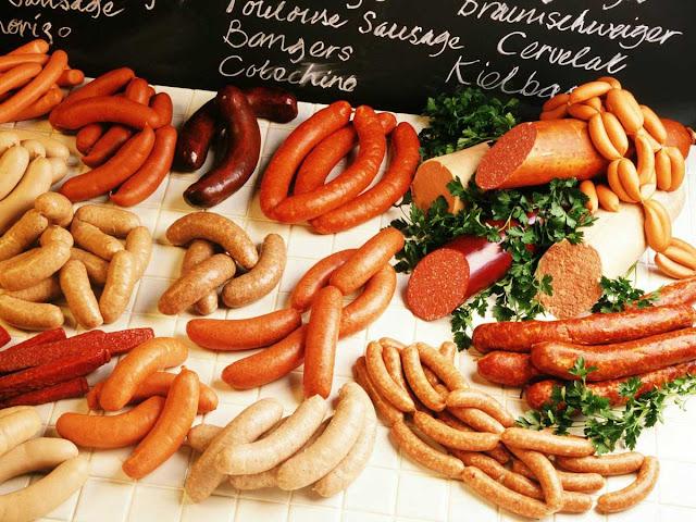 Рецепты приготовления сосисок и сарделек