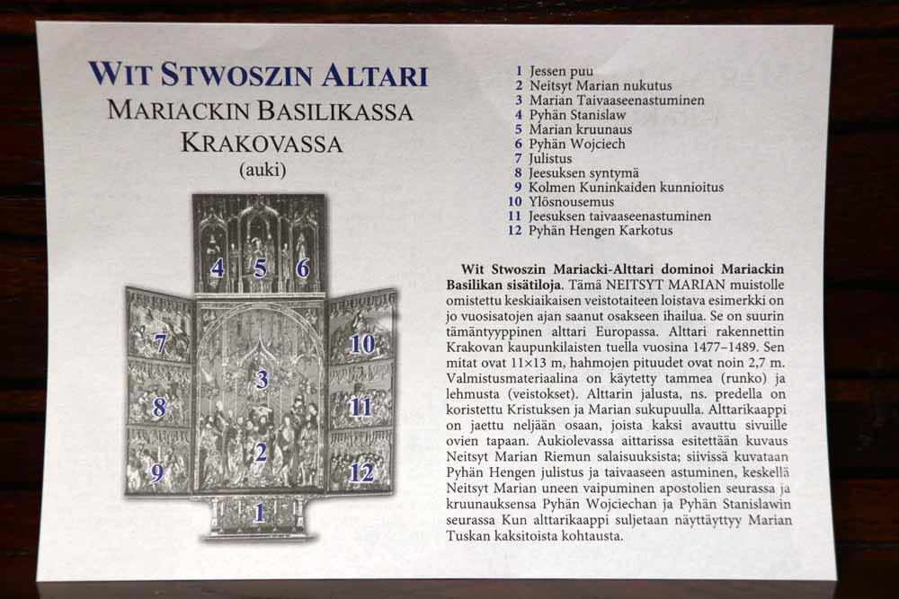 Sympaattinen Krakova 9