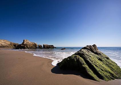 Leo Carillo beach