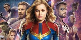Captain Marvel HD 4K Wallpapers - 4