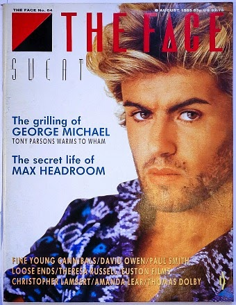 The Face No.64, August 1985 ft. George Michael