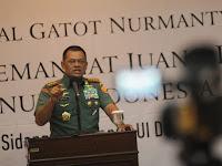 Panglima TNI : Pemuda Harus Jadi Tulang Punggung Bangsa