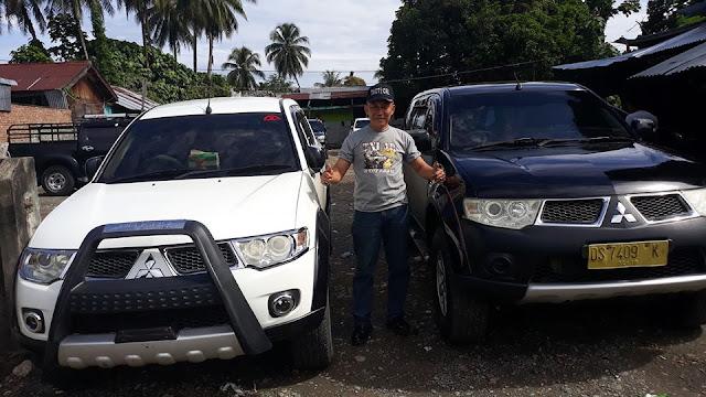 Ternyata Mobil FORTUNER dan PAJERO dijadikan ANGKOT dan TAXI di PAPUA, ini Videonya