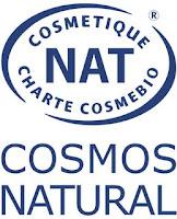 Logo du label Cosmos natural