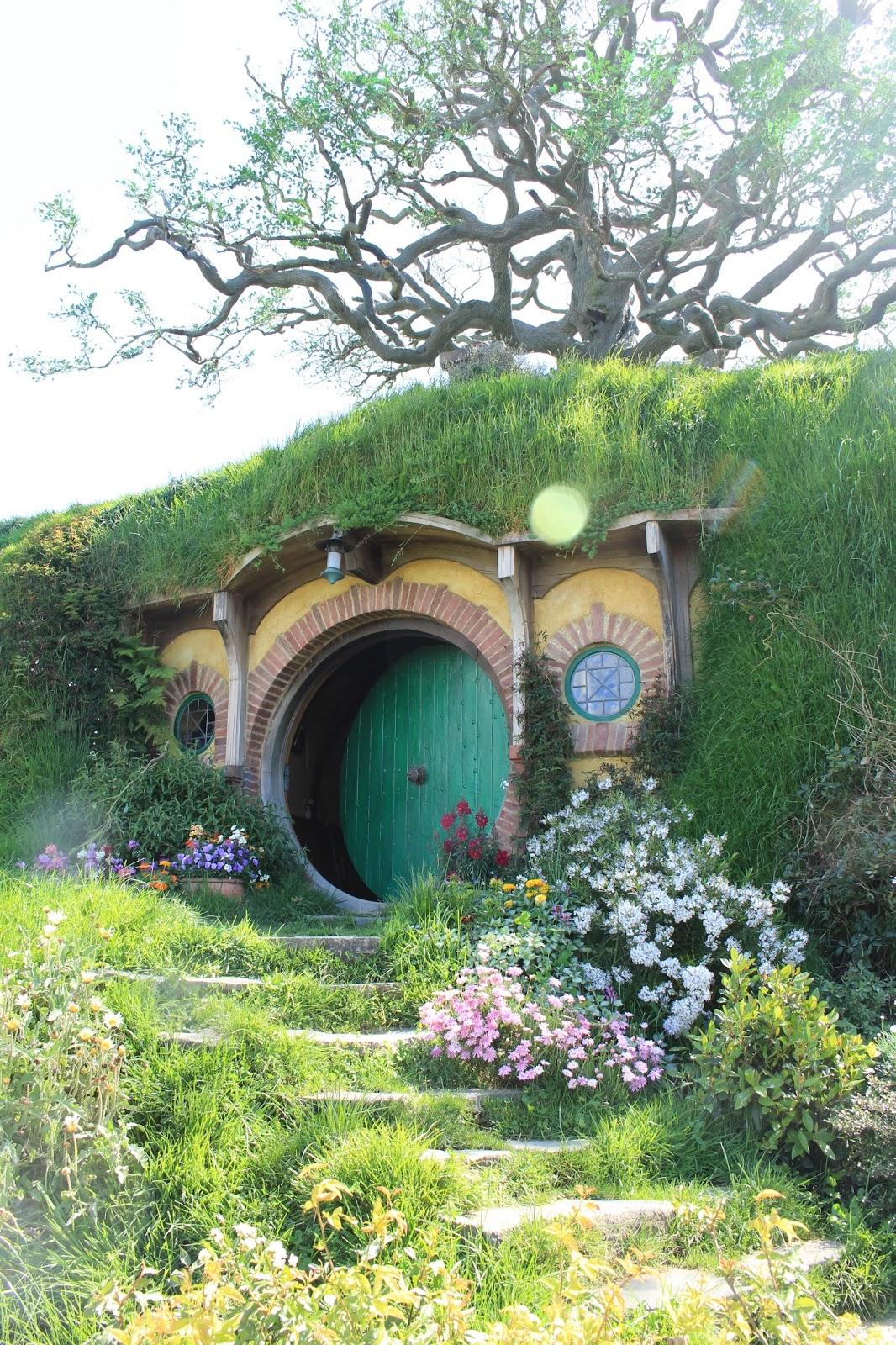 小腳板走天涯 ♥ Little Foot Adventure: [紐西蘭-北島] 闖入哈比人村, 我要做哈比人! Hobbiton Movie Set Tours