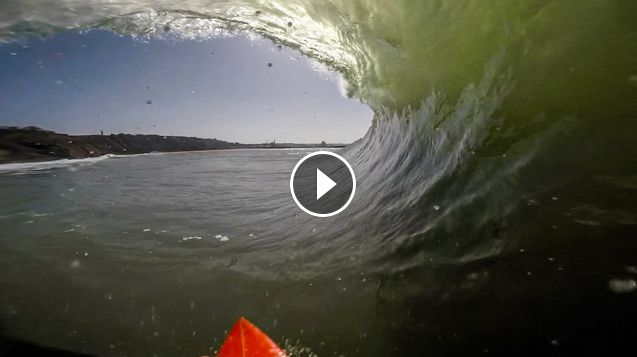 GoPro Alex Gray - Africa - 02 28 17 - Surf