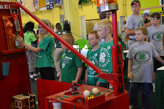 4-H youth at the Minnesota State Fair