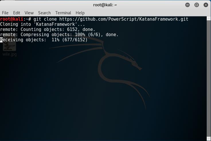 Download Framework Katana