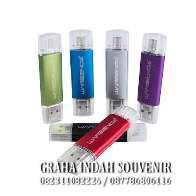 souvenir usb flashdisk otg promosi murah