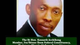 Former House Of Reps Member, Kenneth Archibong Passes Away
