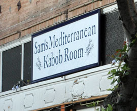 Sam's Mediterranean Kabob Room Kitchen Nightmares