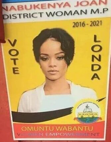 Ugandan Aspirants' Hilarious Campaign Posters