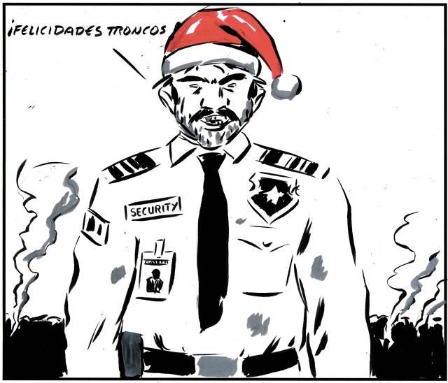 Humor en cápsulas. Para hoy viernes, 23 de diciembre de 2016