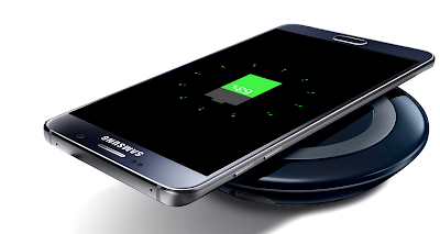 Samsung Galaxy Note 5 Wireless Charging no Worry in Darkness