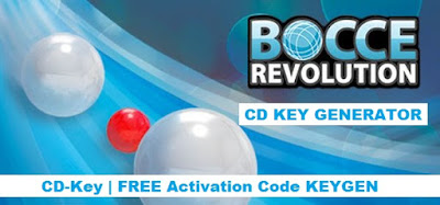Bocce Revolution cd key, Bocce Revolution license code