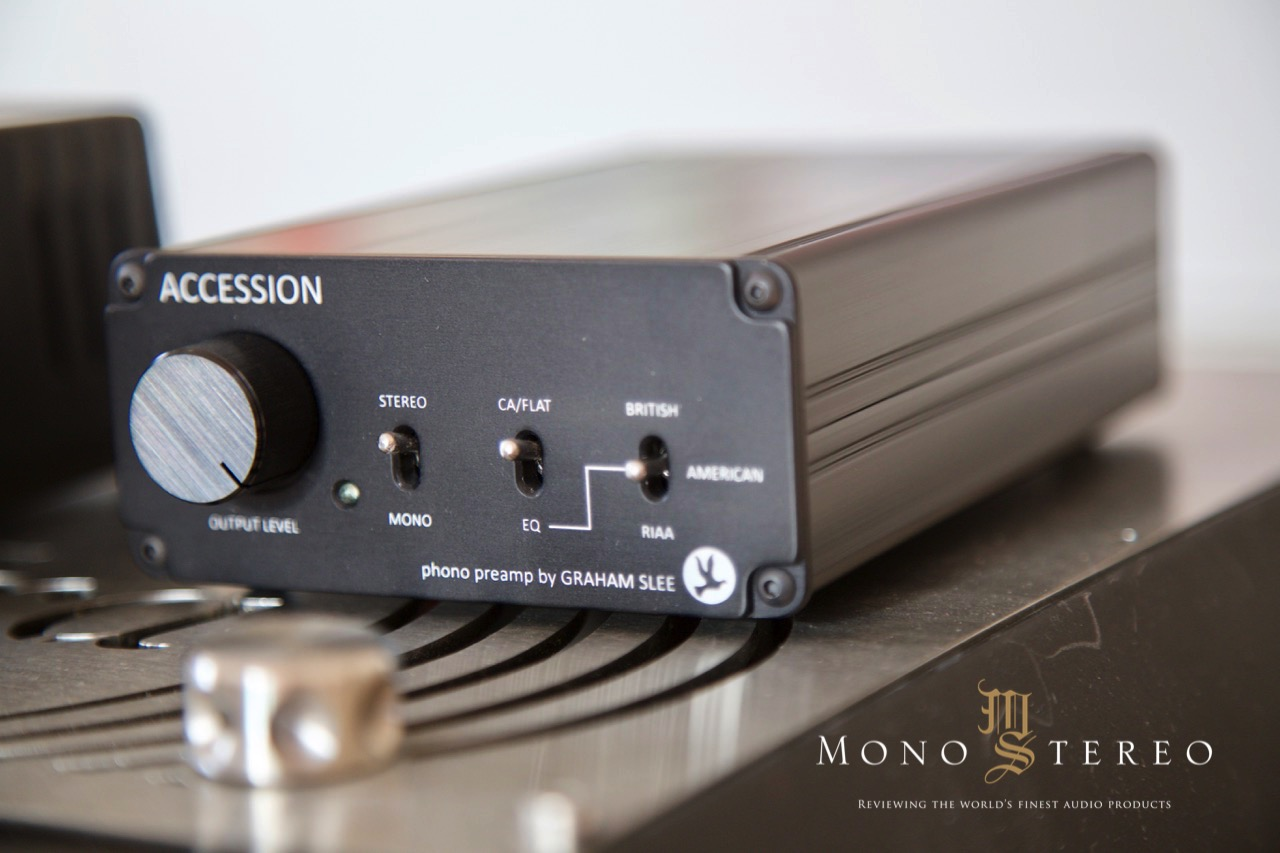 mono and stereo high end audio magazine graham slee accession phono preamp review is coming. Black Bedroom Furniture Sets. Home Design Ideas