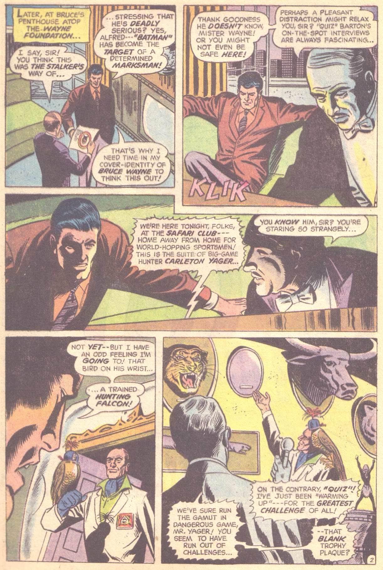 Detective Comics (1937) 401 Page 3