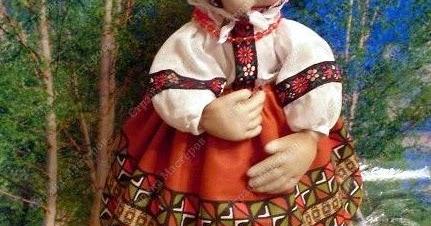 Делаем куклу своими руками! (МК от Ликма)